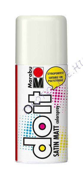 Akrilspray Marabu festék spray 150ml fehér