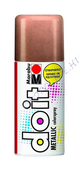 Akrilspray Marabu festék spray 150ml metál réz