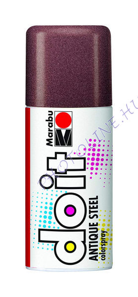 Akrilspray Marabu festék spray 150ml antik rozsda