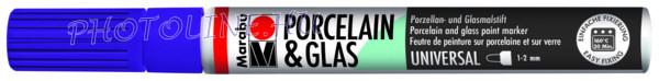 Porcelán & Üveg filctoll IBOLYA 1-2mm