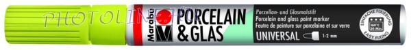 Porcelán & Üveg filctoll REZEDA 1-2mm