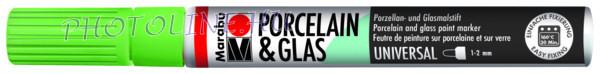 Porcelán & Üveg filctoll ALMA 1-2mm