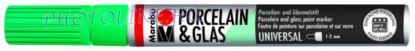 Porcelán & Üveg filctoll MENTA 1-2mm