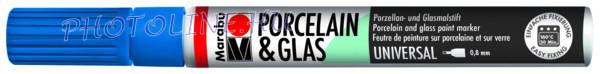 Porcelán & Üveg filctoll ENCIÁN 0,8mm