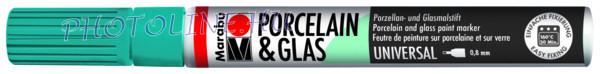 Porcelán & Üveg filctoll PETROL 0,8mm
