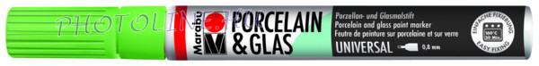 Porcelán & Üveg filctoll ALMA 0,8mm