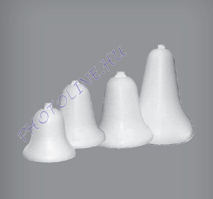 Hungarocell Harang 16 x 16 cm polisztirol