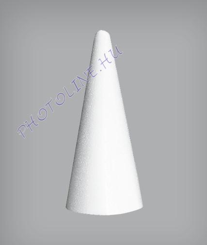 Hungarocell Kúp 20 x 9 cm polisztirol