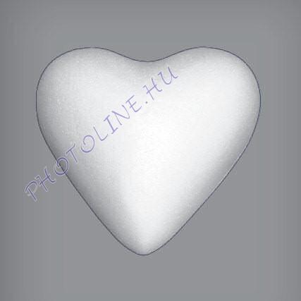 Hungarocell Szív teli, 7 cm polisztirol