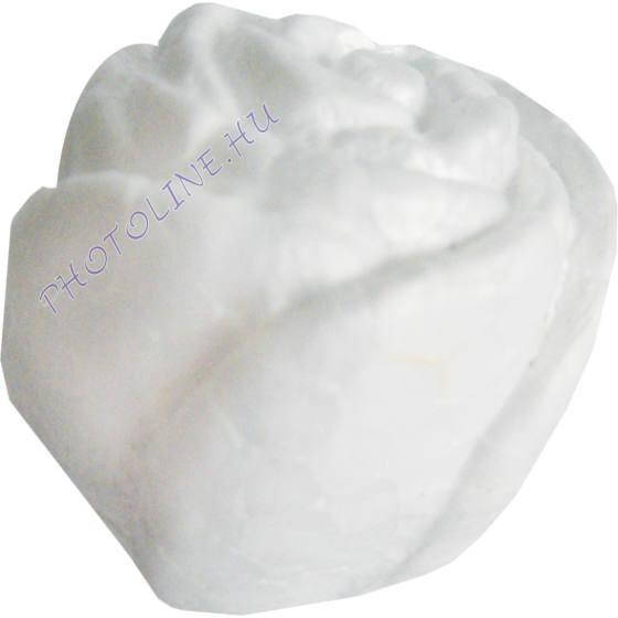 Hungarocell rózsabimbó, 4x5 cm  polisztirol