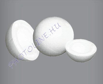 Hungarocell Gömb 2 részes, 14 cm polisztirol