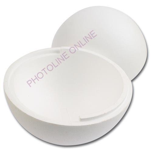 Hungarocell Gömb /földgömb XL 30 cm, 2 részes polisztirol