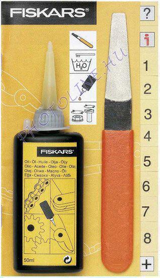 Fiskars karbantartó készlet (110990)