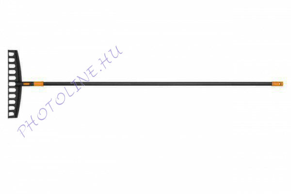 Fiskars Solid Általános kerti gereblye, nyéllel (135066)