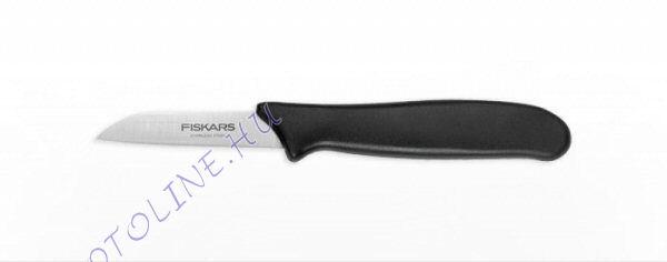 Fiskars Essential hámozókés, EGYENES 7 cm