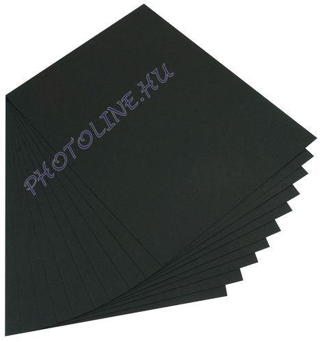 Fotókarton 50 x 70 cm, fekete