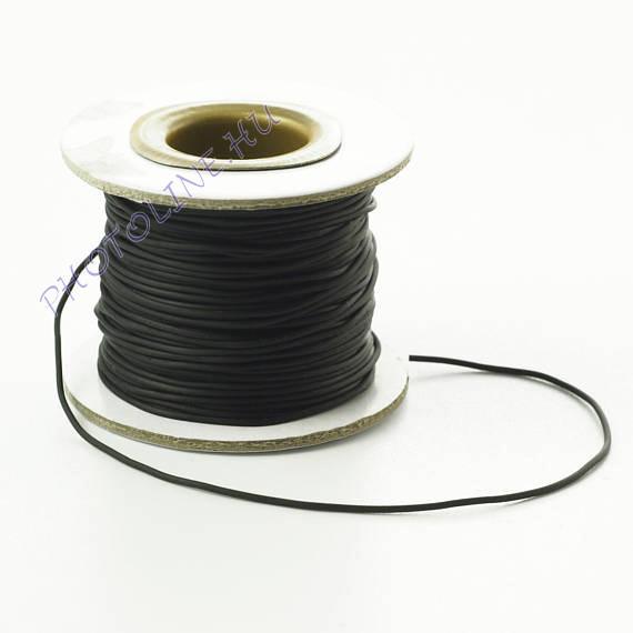 Gumikötél barna, 4mm átmérő