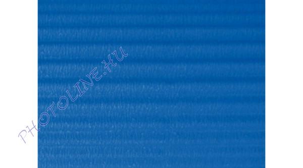 Hullámkarton 50x70 cm, kék