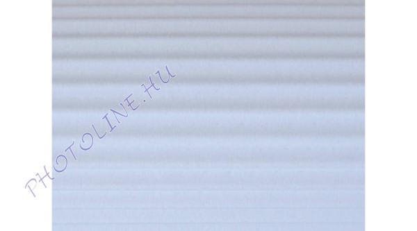 Hullámkarton 50x70 cm, fehér