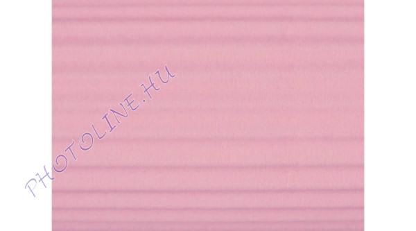 Hullámkarton 50x70 cm, rózsaszín