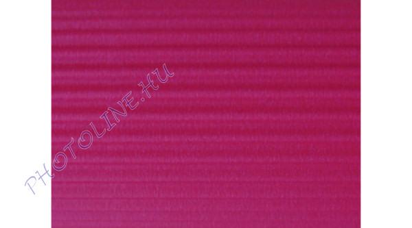 Hullámkarton 50x70 cm, bordó