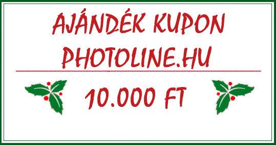 Ajándékkártya vásárlás, 10.000.-Ft értékű kártya