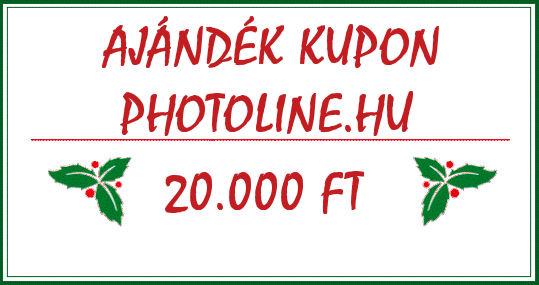 Ajándékkártya vásárlás, 20.000.-Ft értékű kártya
