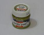 Akrilfesték matt, 50 ml, tövis