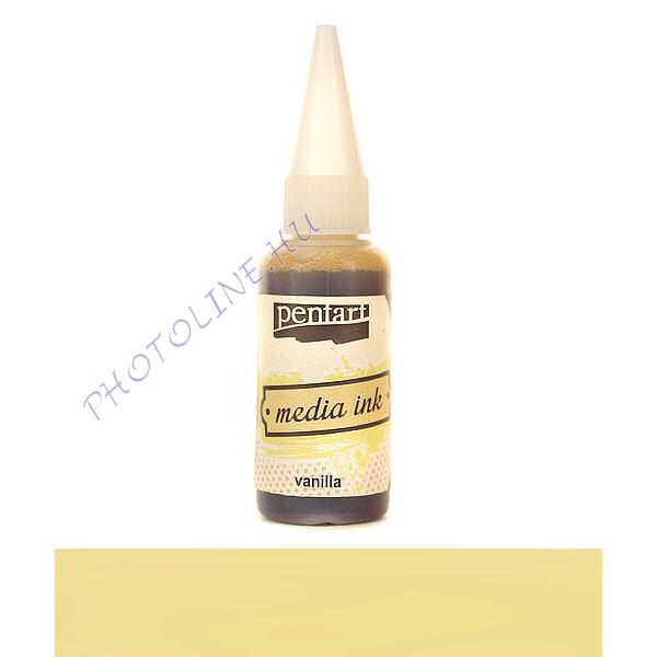 Média tinta 20 ml vanília