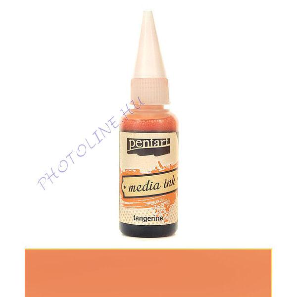Média tinta 20 ml mandarin