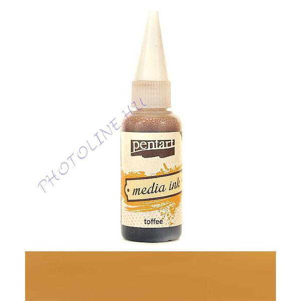 Média tinta 20 ml karamell