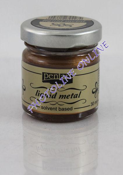 Folyékony fém 30 ml bronz