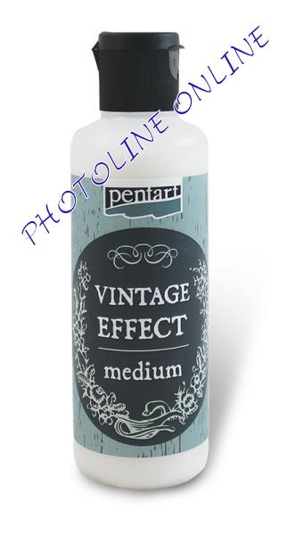 Vintage hatás médium 80 ml