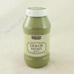 Dekorfesték lágy 1000 ml olíva