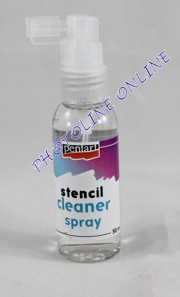 Stencil tisztító spray 50 ml