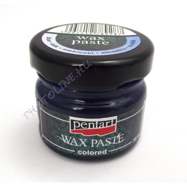 Viaszpaszta (wax paste colored) 20 ml kék