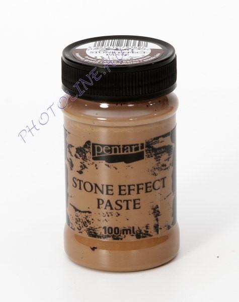 Kőhatású paszta 100 ml barnagránit