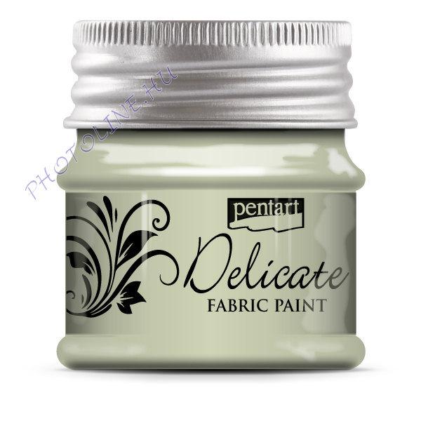 Delicate textilfesték 50 ml fehérarany
