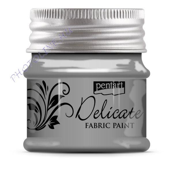 Delicate textilfesték 50 ml antikezüst