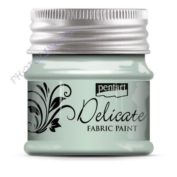 Delicate textilfesték 50 ml zöldezüst