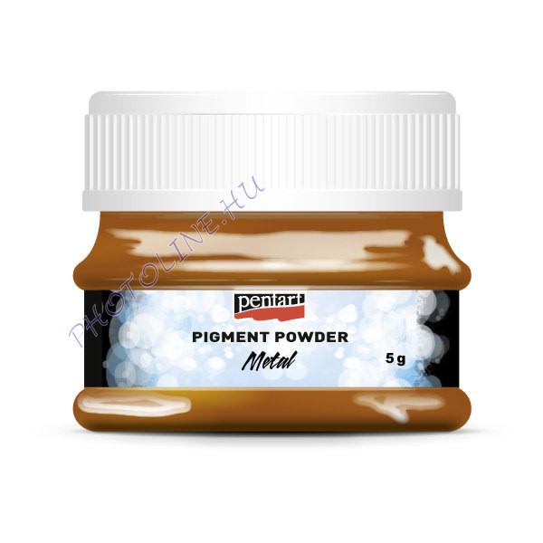 Pigmentpor metál 5 g réz