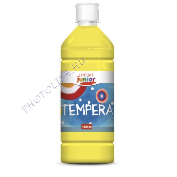 Pentart tempera festék 1000 ml sárga
