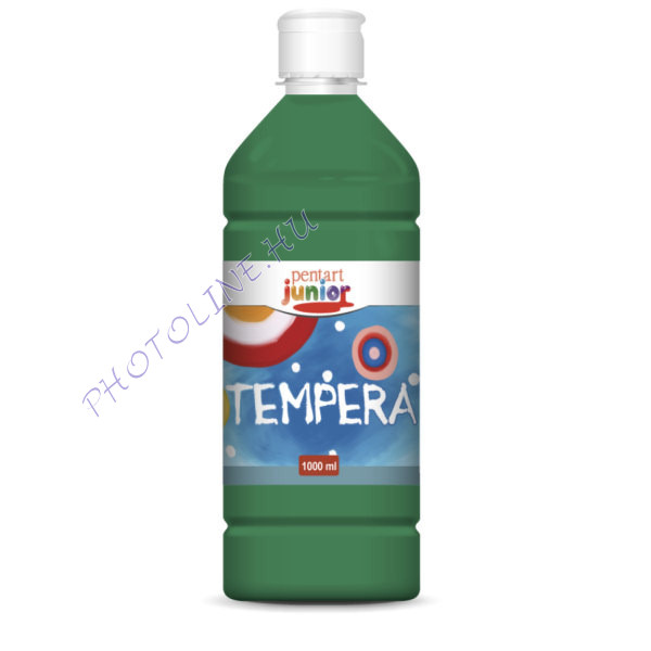 Pentart tempera festék 1000 ml zöld