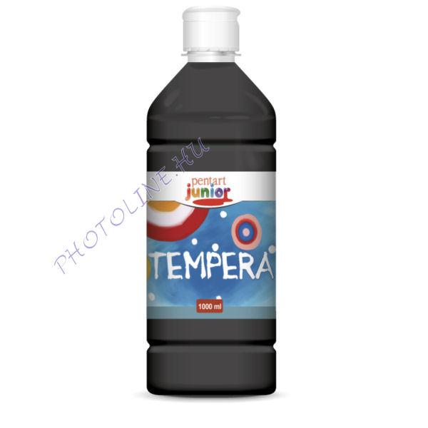Pentart tempera festék 1000 ml fekete