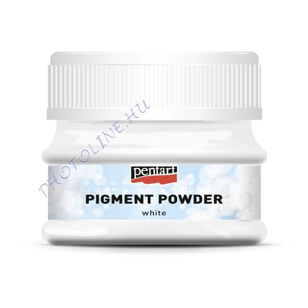 Pigmentpor fehér 12 g