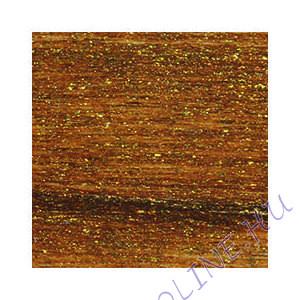Csillogó gél 50 ml, barna (arany glitter)