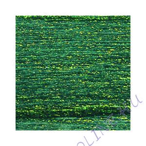 Csillogó gél 50 ml, zöld (arany glitter)