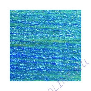 Csillogó gél 50 ml, kék (ezüst glitter)