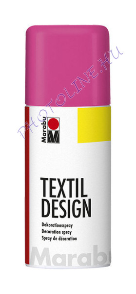 Textil Design Spray MÁLNA 150ml