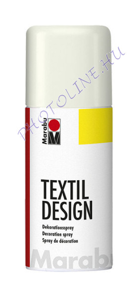 Textil Design Spray FEHÉR 150ml